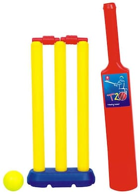 Syndicate plastic cricket kit for kids