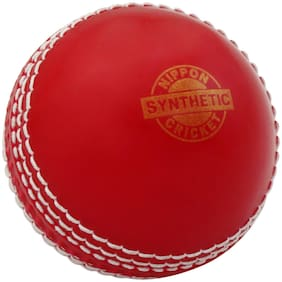Synetic ball for cricket