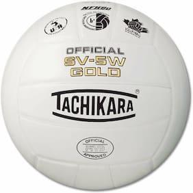 Tachikara   SV-5W Gold Official-Size Volleyball