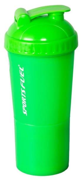 Technix Sports Fuel Protein Super Shaker Small-Green