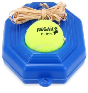 Tennis Trainer Practice Training Tool Baseboard Exercise Rebound Ball with String