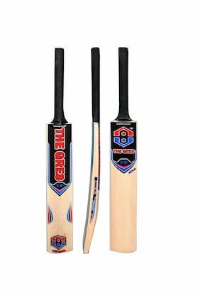 The Gre8 Cricket Bat Popular Willow Full Size for man Tennis ball Light Weight