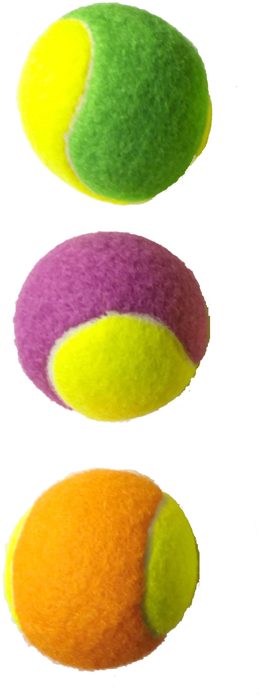 Tima 3 Pack Standard Pressure Training Tennis Balls,Tennis Ball Racket, Highly Elasticity, More Durable, Good for Beginner Training by Tima Internatio