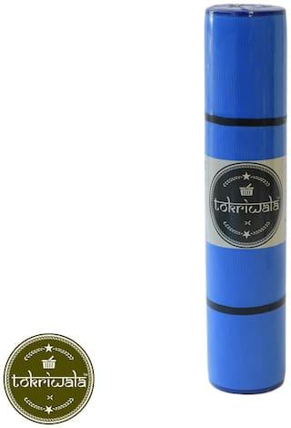 Tokriwala Yoga Mat For All EVA Blue Color 1 pc