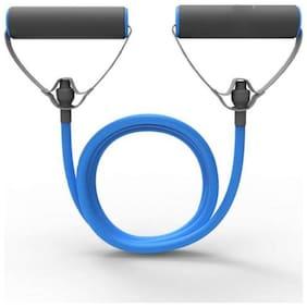 Toning Tube, Exercise Tube, Resistance Tube, Light Resistance Tube-1pc - Blue
