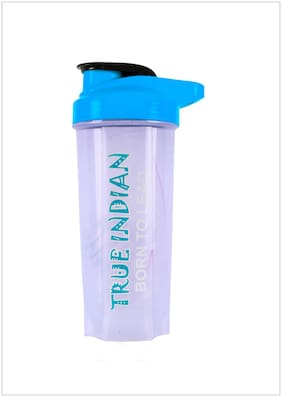 True Indian 750 ml Protein Shaker Bottle