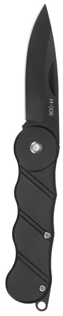 Tuelip Razor Sharp Folding Pocket Knife with SpeedSafe (Black)