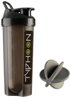 Typhoon Protein Shaker / Sipper / Gym Bottle / Water Bottle for Men & Women Multicolor 700 Shaker  (Pack of 1, Multicolor)