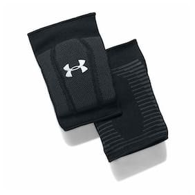 Under Armour 2.0 Adult UNISEX Sz SMALL Black 1290867 001 Volleyball Knee Pads