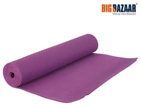 Urban Yoga Premium Yoga Mat (61cm x 183cm)-Purple