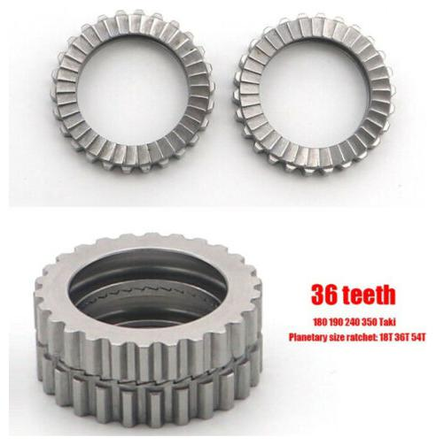 54T Star Ratchets with Springs Hub Service Kit For DT Swiss X1600 X1700 Hub Gear