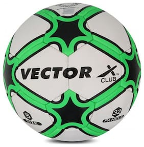 Vector X CLUB Hand Stitched Football