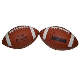Vega IF3R Junior Size Rubber Footballs (10 Pack)