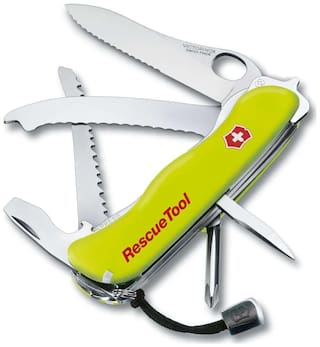 Victorinox Rescue Tool Swiss Army Knife (0.8623.MWN)