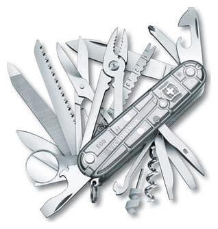 Victorinox Swiss Champ Swiss Army Knife (1.6794.T7)
