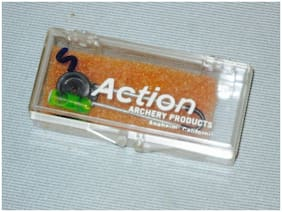 """Vintage ACTION Replacement Small """"HOLE SIGHT & LEVEL"""" for Classic Target Archery"""