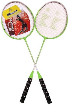 Vizorr LYF Badminton Racquet (Pack of 2 Racquet)