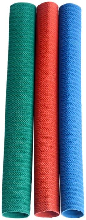 Vizorr Quality Scale Bat grip (Multi-Colour,Pack of 3)