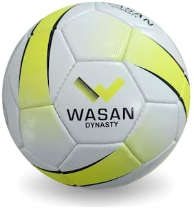 Wasan Dynasty Football Size 5 - Yellow