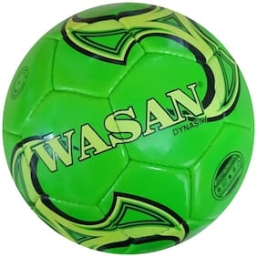 Wasan Dynasty Football Size 5 - Green (12 Years and Above)