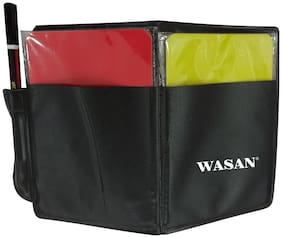 Wasan Football Referee Card Red Yellow (Set of 2)