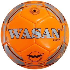Wasan Kiddy Football Size 3 Orange ( under 8 years)