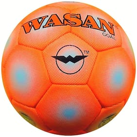 Wasan Goal Football size 5 Orange(12 years and above)