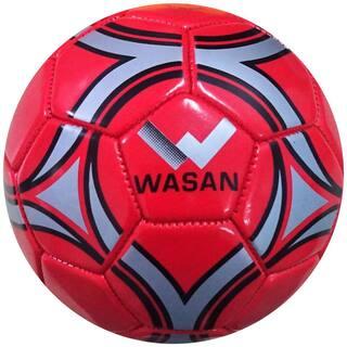 Wasan Mini Football Size 1 - Red (Under 5 Yrs)