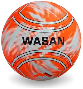 Wasan Monarch Football Size 5 -Orange
