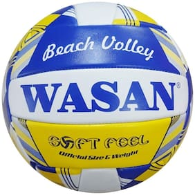 Wasan Softfeel Volleyball Standard Size  (12 years and above)