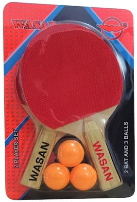 Wasan Table Tennis Bat/Racquet Set