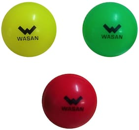 Wasan Wind Cricket Ball, (Pack Of 3)