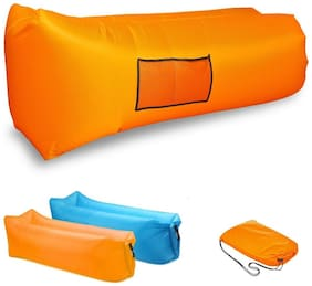 Waterproof Air Couch Portable Super Comfy Ideal Air Lounger for Camping, Hiking