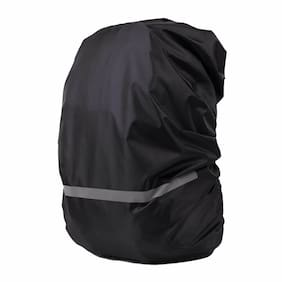 Waterproof Camping Rucksack Backpack Rain Cover Raincoat Reflective Bag Pouch