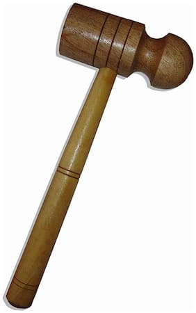 Wish Cricket Bat Wooden mallet Hammer for knocking the bat