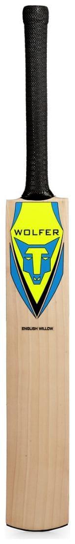 Wolfer Juniors English Willow Cricket Bat - Size5