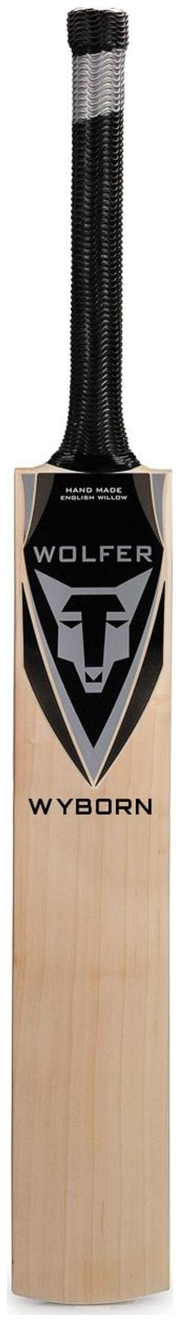 Wolfer Wyborn (Thick Edged - Extra Stroke) English Willow Bat