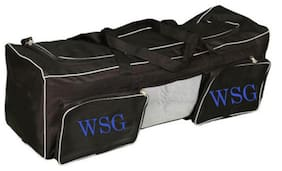 Wsg Cricket Kit Bag for Team Black