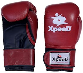 Xpeed Contest Boxing Gloves in Genuine Leather
