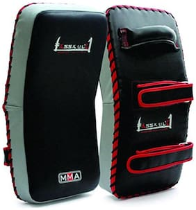 Xpeed MMA Straight Thai / Kicking/ Focus Pad (in Set of Two Pieces)