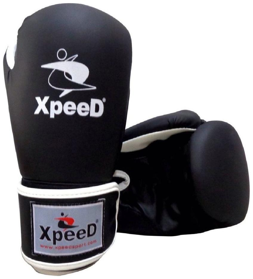 Xpeed Pro Style Training Gloves in Black Color Mould Construction by Cricket World