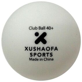 Xushaofa Club Seamless 40+ Table Tennis Ball