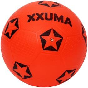XXUMA Kick X Star Orange Toy Football Size 5