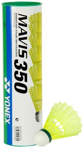 Yonex Nylon Shuttlecocks - Set of 6
