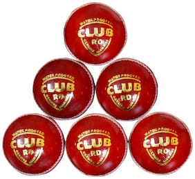 ZAP Club RD High Quality Leather ball(set of 6)