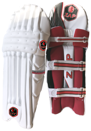 ZAP Platino Batting Leg Guards