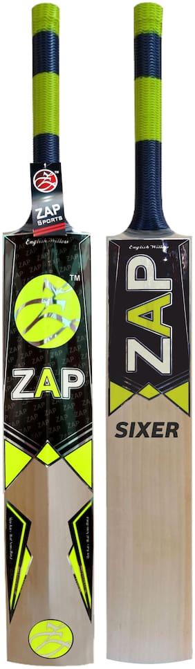 ZAP Sixer English Willow Cricket Bat