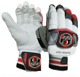 ZAP Super-Test Cricket Batting Gloves