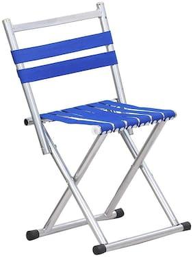 ZR  Folding Chair for Camping Garden, Balcony, Terrace, Lawn(67 cm X 34 cm X 34 cm)