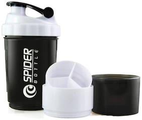 Zukunft Fashion Spider Gym Shaker Bottle;Gym Bottle;Sipper Bottle;Protein Shaker Bottle;Gym Protein Bottle-500ml